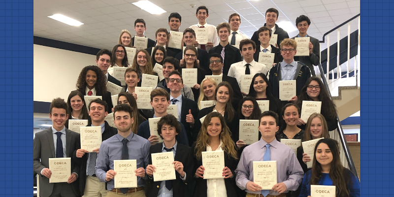 Suffolk County Regional DECA Competition