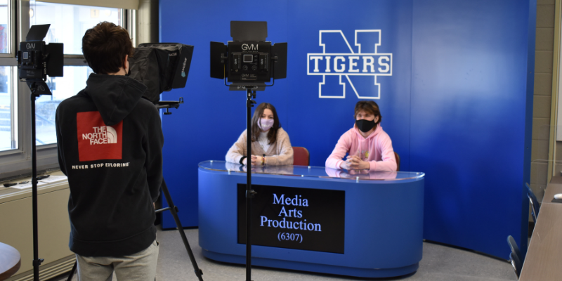 New Media Arts Production Class to Begin in 2021-2022 School...